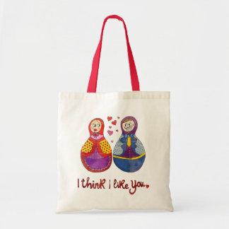 I think i like you bags