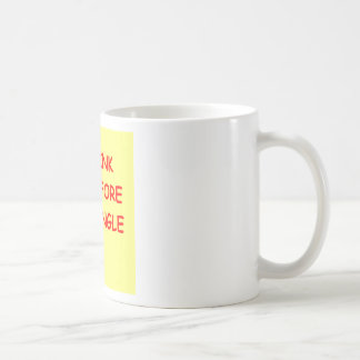 i think coffee mugs