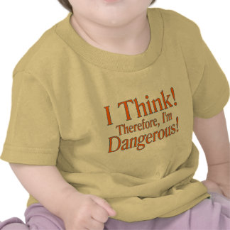 I Think Tee Shirt
