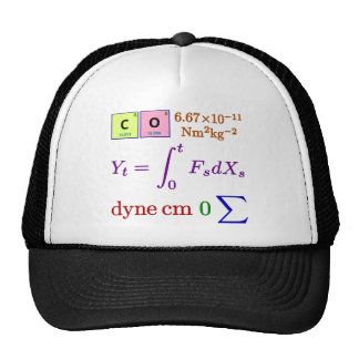 I think, therefore I am Trucker Hat