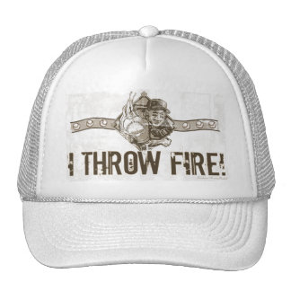 I Throw Fire! Hat