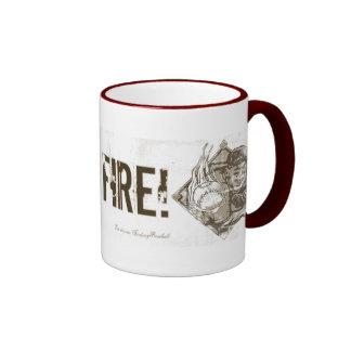 I Throw Fire Mug