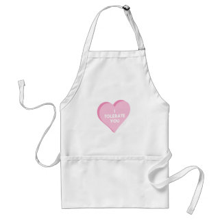 I Tolerate You Standard Apron