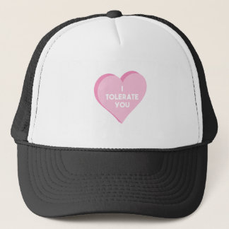 I Tolerate You Trucker Hat