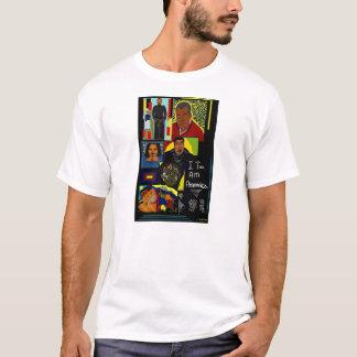 'I TOO AM AMERICA' T-SHIRT- Artist Brenda Phillips T-Shirt