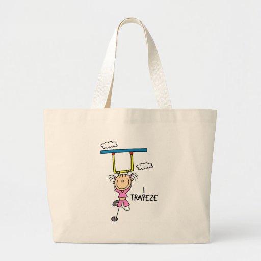 I Trapeze Tote Bag