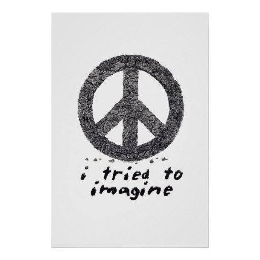 i tried to imagine print