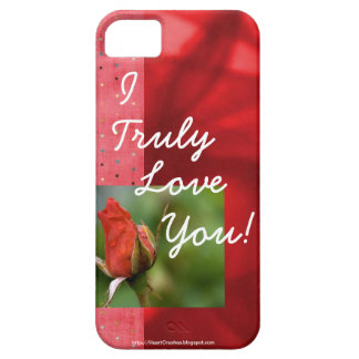 I Truly Love You! iPhone 5 Case