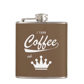 I Turn Coffee Into KOMs Flask