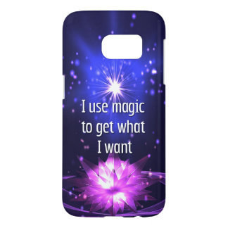 I Use Magic Samsung Case