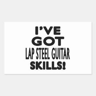 I ve Got Lap Steel Guitar Skills Sticker
