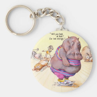 I ve lost 375 Kgs Keychain