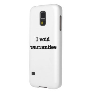 I void warranties galaxy s5 cases