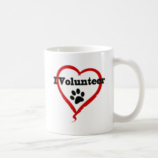I Volunteer Animal Rescue Mug