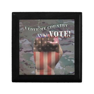 i vote gift box