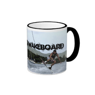 I WAKE UP TO WAKEBOARD COFFEE MUGS