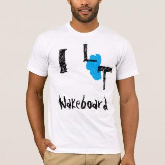 I Wakeboard Lake Tahoe T-Shirt