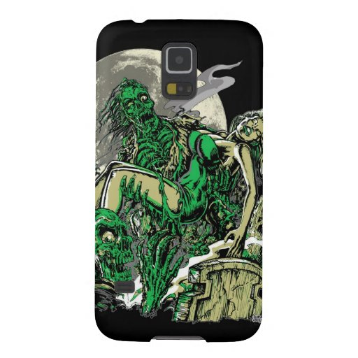 I Walked with a Zombie Cases For Galaxy S5