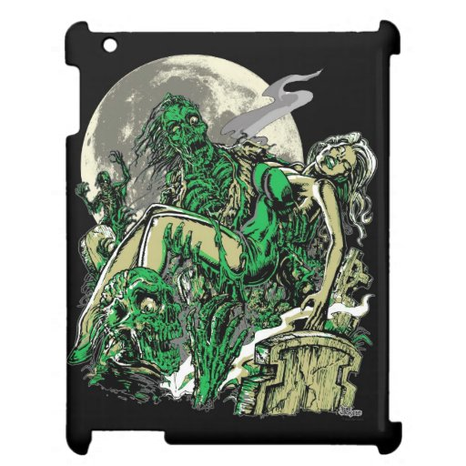 I Walked with a Zombie Cover For The iPad
