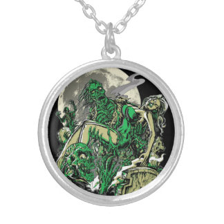 I Walked with a Zombie Pendants