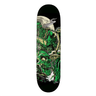 I Walked with a Zombie Skateboard Deck