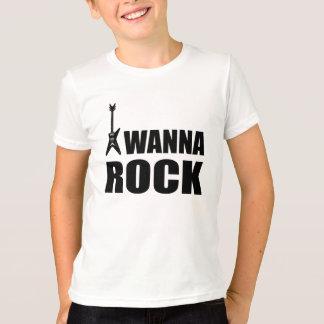 I Wanna Rock T-Shirt