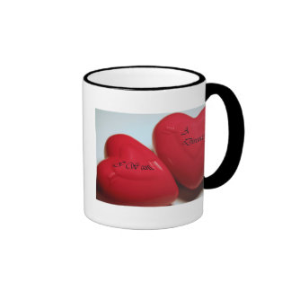 I Want A Divorce Hearts Cup Fit Coffee Mugs