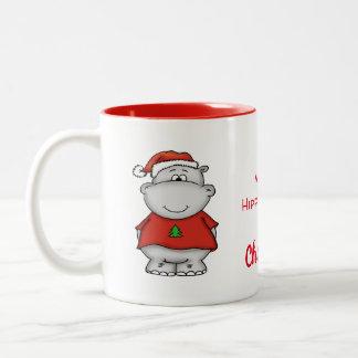 I want a hippopotamus for Christmas - Cute Mug