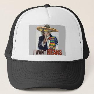 I Want Beans Hat