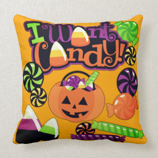 I want Candy Cushion
