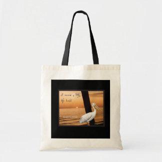 I want MY life back! Tote Bag