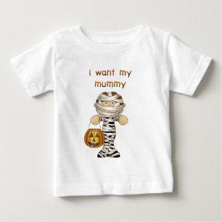 I want my mummy baby T-Shirt
