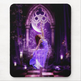 I Want To Be A Fairy Mouse Pad