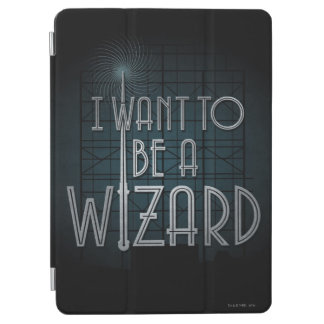 I Want To Be A Wizard iPad Air Cover