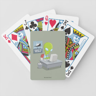 I Want To Believe Bicycle Playing Cards