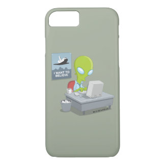 I Want To Believe iPhone 8/7 Case