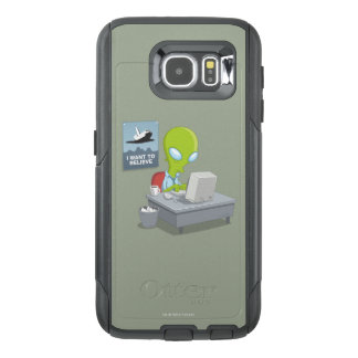 I Want To Believe OtterBox Samsung Galaxy S6 Case