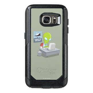 I Want To Believe OtterBox Samsung Galaxy S7 Case