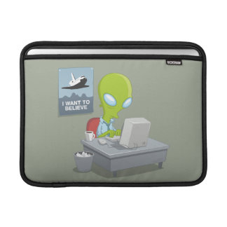 I Want To Believe Sleeve For MacBook Air
