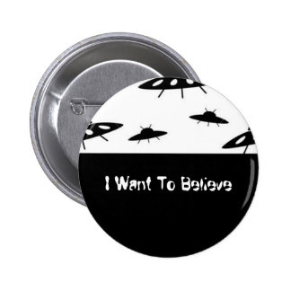 I want to believe x-files pin
