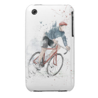 I want to ride my bicycle iPhone 3 Case-Mate cases
