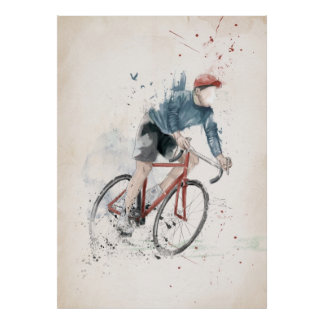 I want to ride my bicycle posters