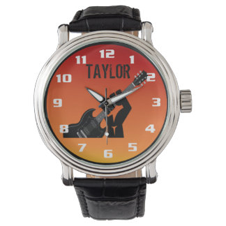 I want to Rock Cool Monogram Watch