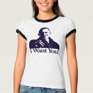 I Want You! Barack Obama Shirt