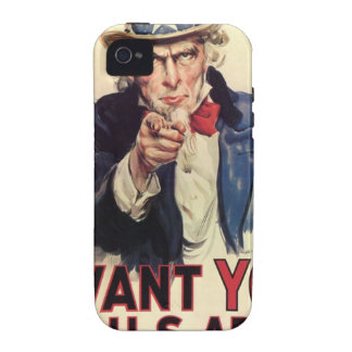 I want you iPhone 4/4S case