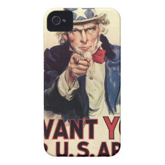 I want you iPhone 4 cover