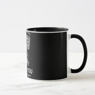 I want you for hip-hop army mug