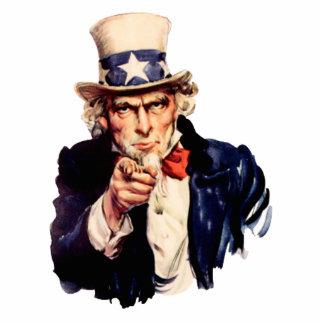 I Want You! Magnet Photo Sculpture Magnet