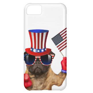 I want you ,pug ,uncle sam dog, iPhone 5C case