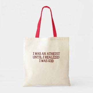 I Was An Atheist Bag